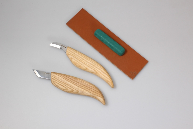 S04 – Chip Carving Knife Set
